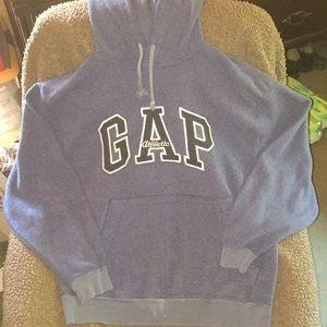 GAP Athletic hooded sweatshirt with pocket